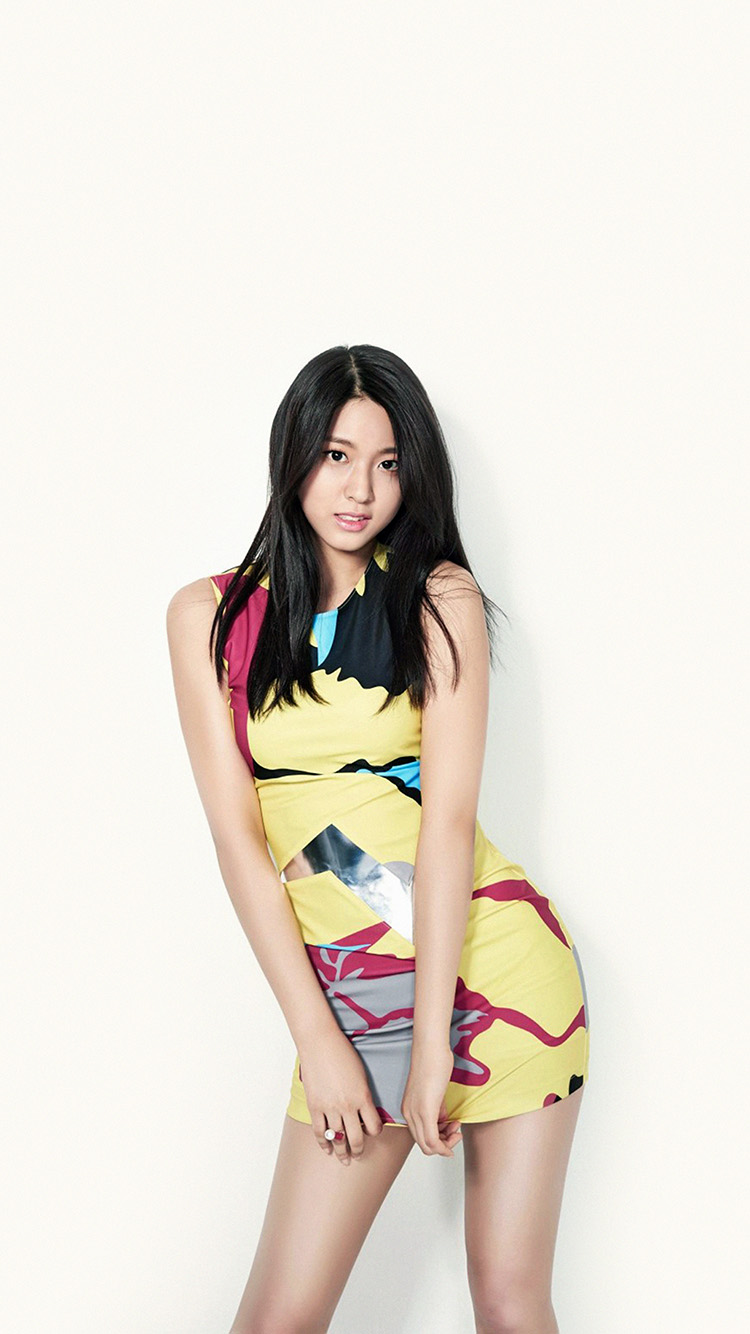 Papers.co-iPhone5-iphone6-plus-wallpaper-hh22-seolhyun-aoa-kpop-love-cute-white