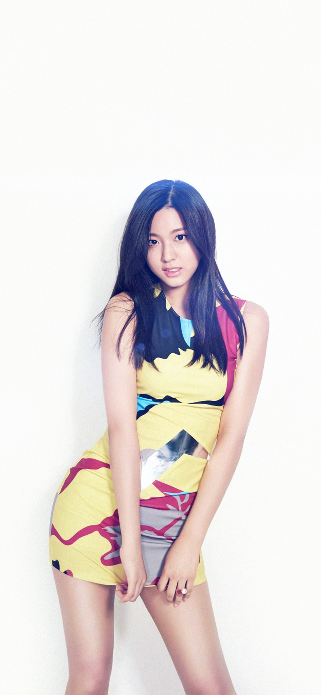 iPhoneXpapers.com-Apple-iPhone-wallpaper-hh23-seolhyun-aoa-kpop-love-cute-white-flare