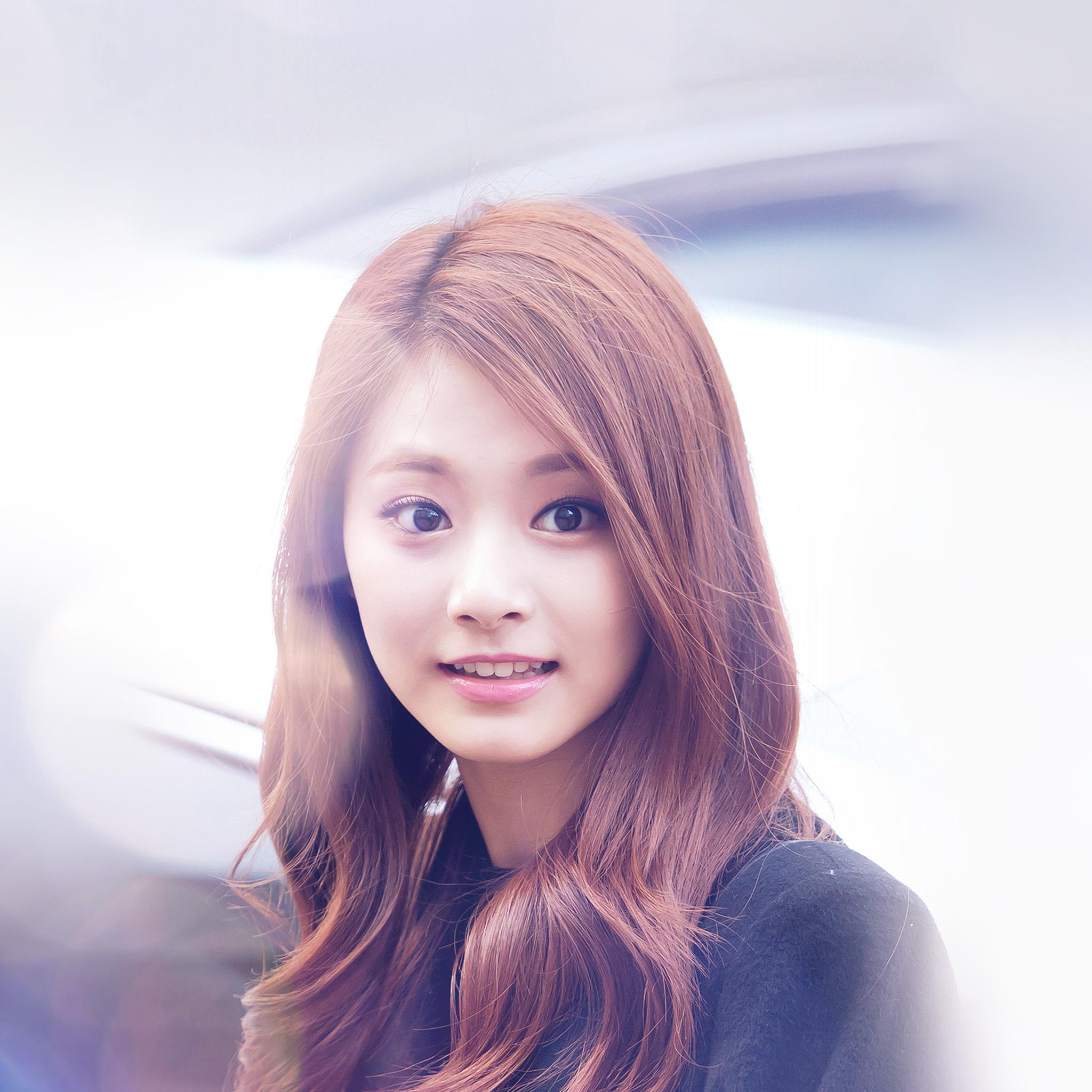 Hh33 Tzuyu Twice Smile Cute Kpop Jyp Flare Wallpaper