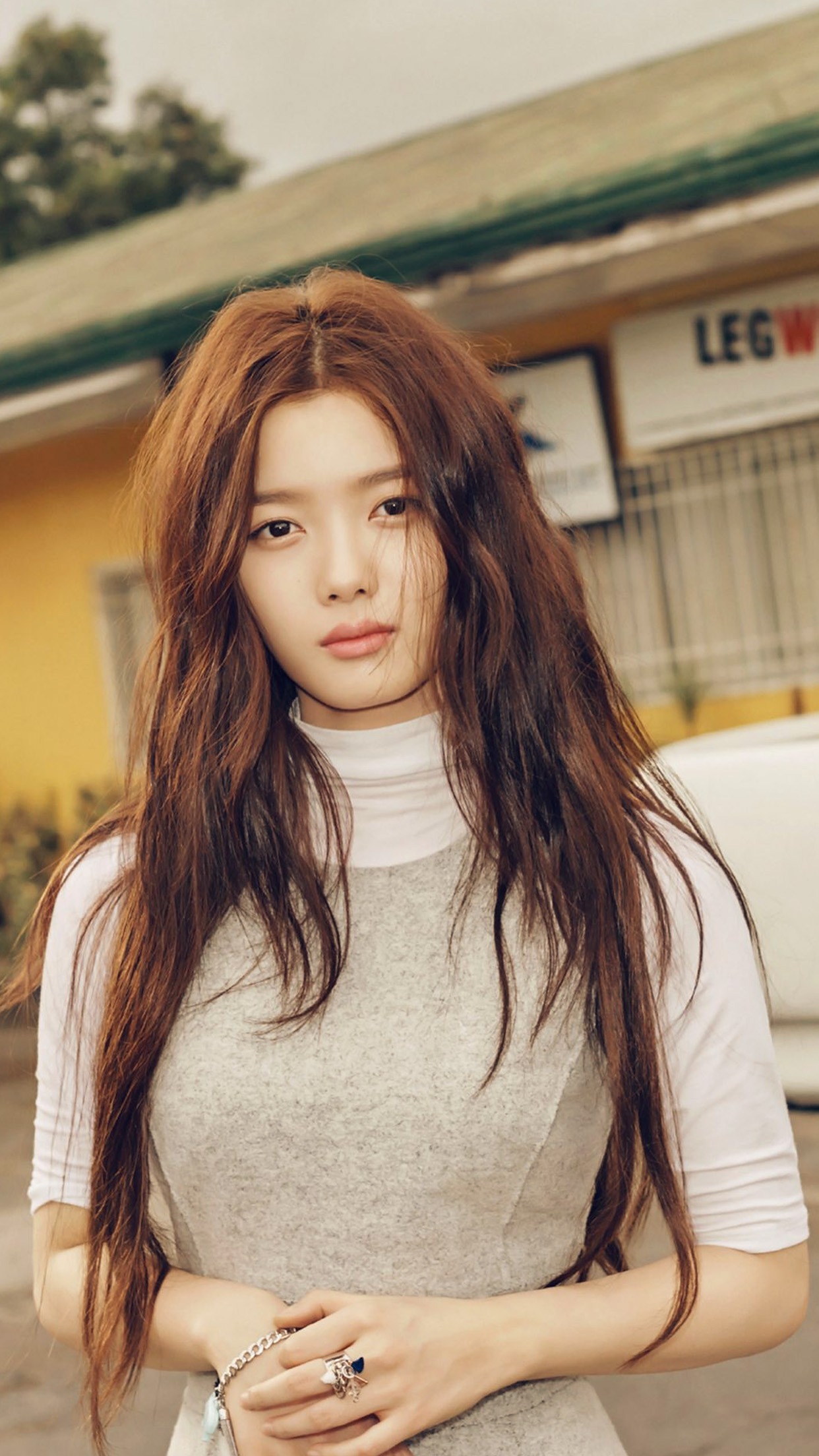 Hh49 Kim Yoo Jung Kpop Girl Cute Wallpaper
