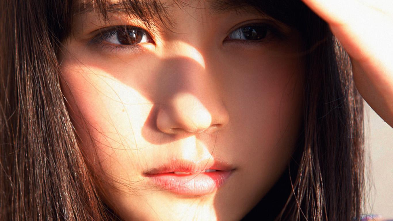 desktop-wallpaper-laptop-mac-macbook-air-hh55-arimura-kasumi-cute-japan-girl-face-summer-wallpaper