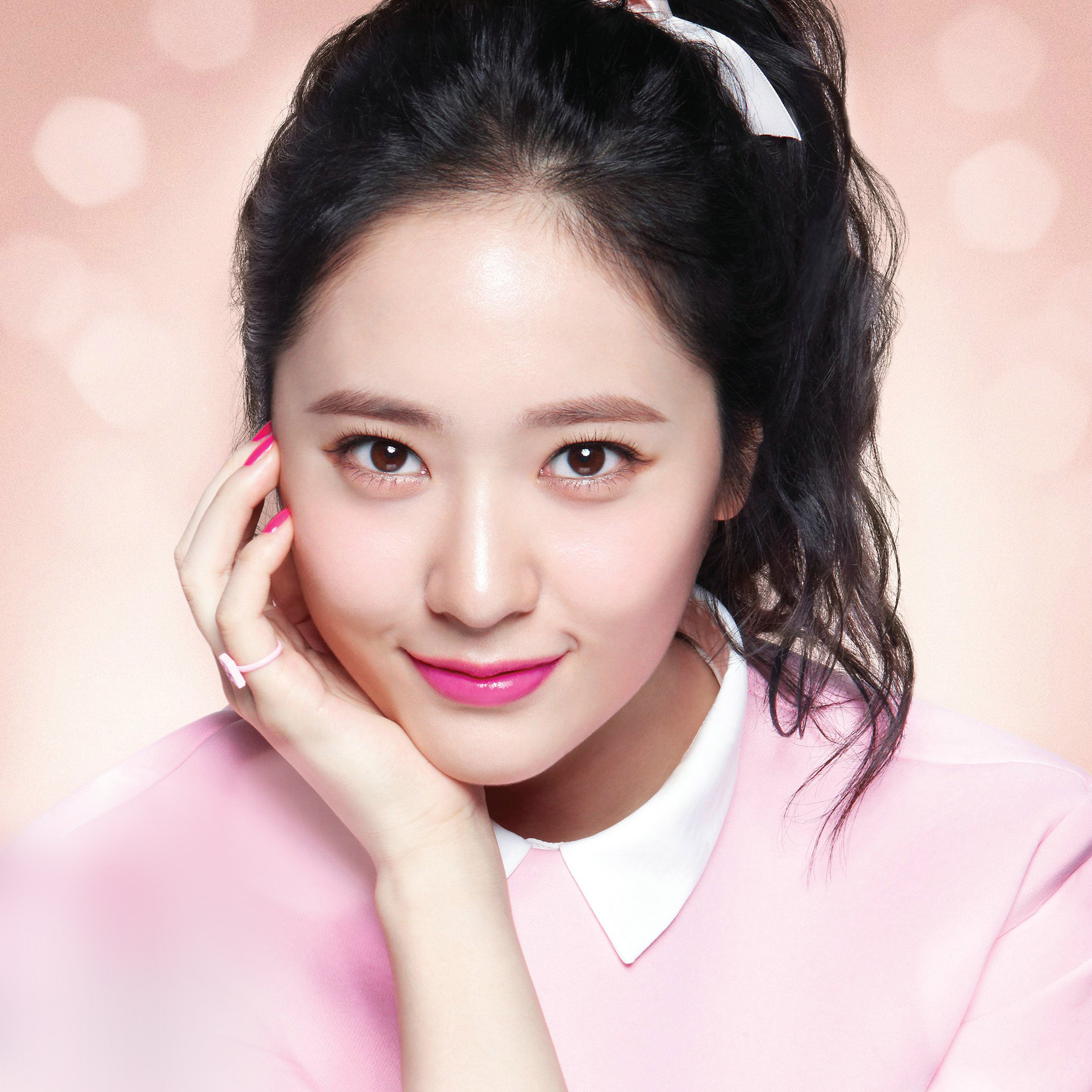 Fx Victoria Cute Asian Girl Music Android wallpaper