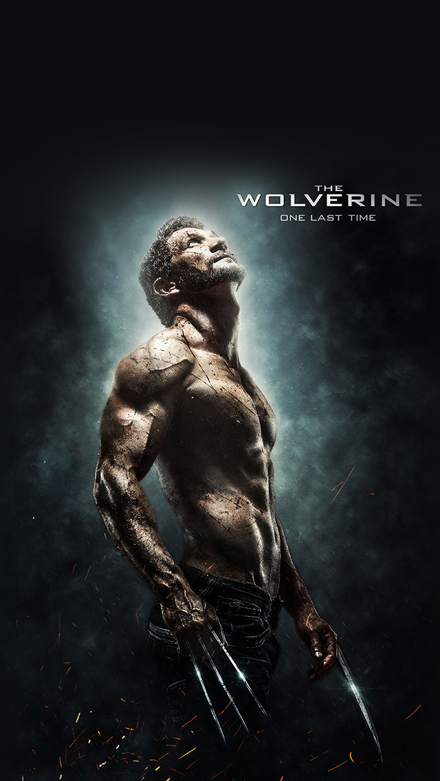 freeios8.com-iphone-4-5-6-plus-ipad-ios8-hh87-wolverine-last-hero-art-film