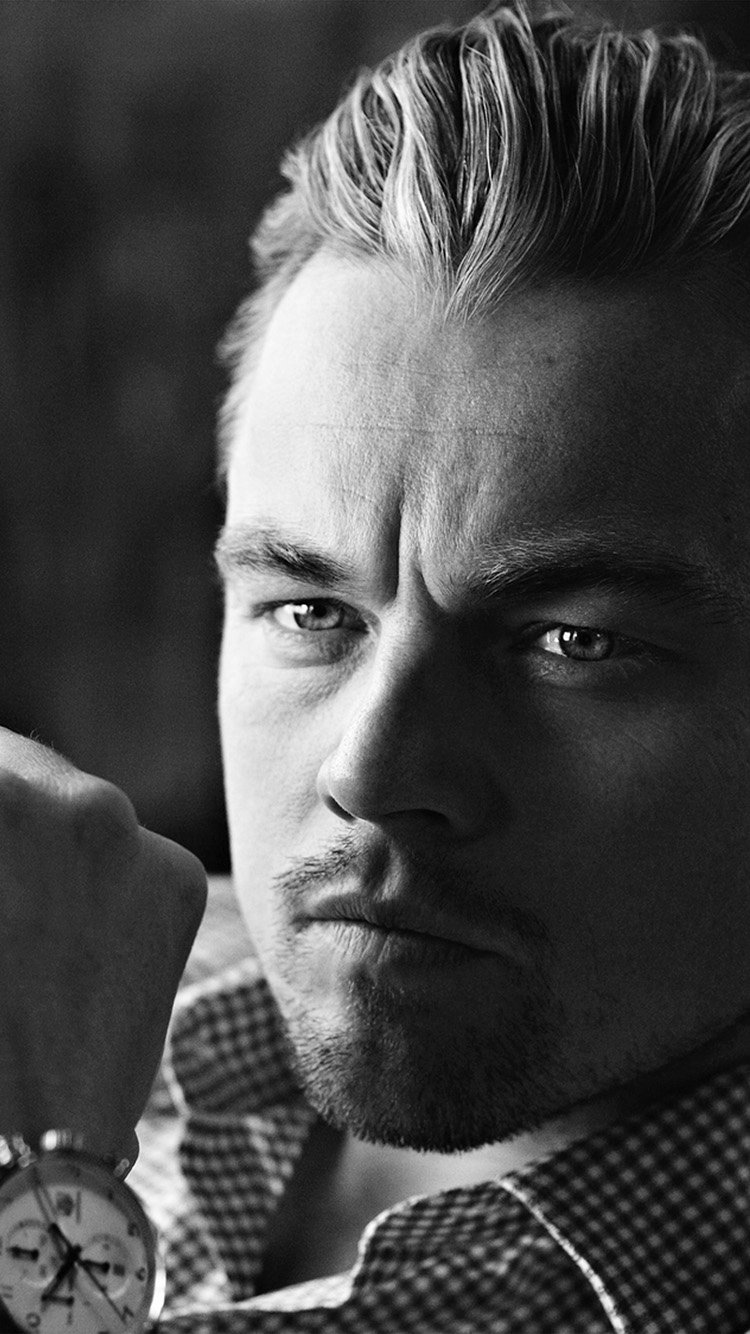 iPhone6papers.co-Apple-iPhone-6-iphone6-plus-wallpaper-hh92-bw-dark-leonardo-dicaprio-watch
