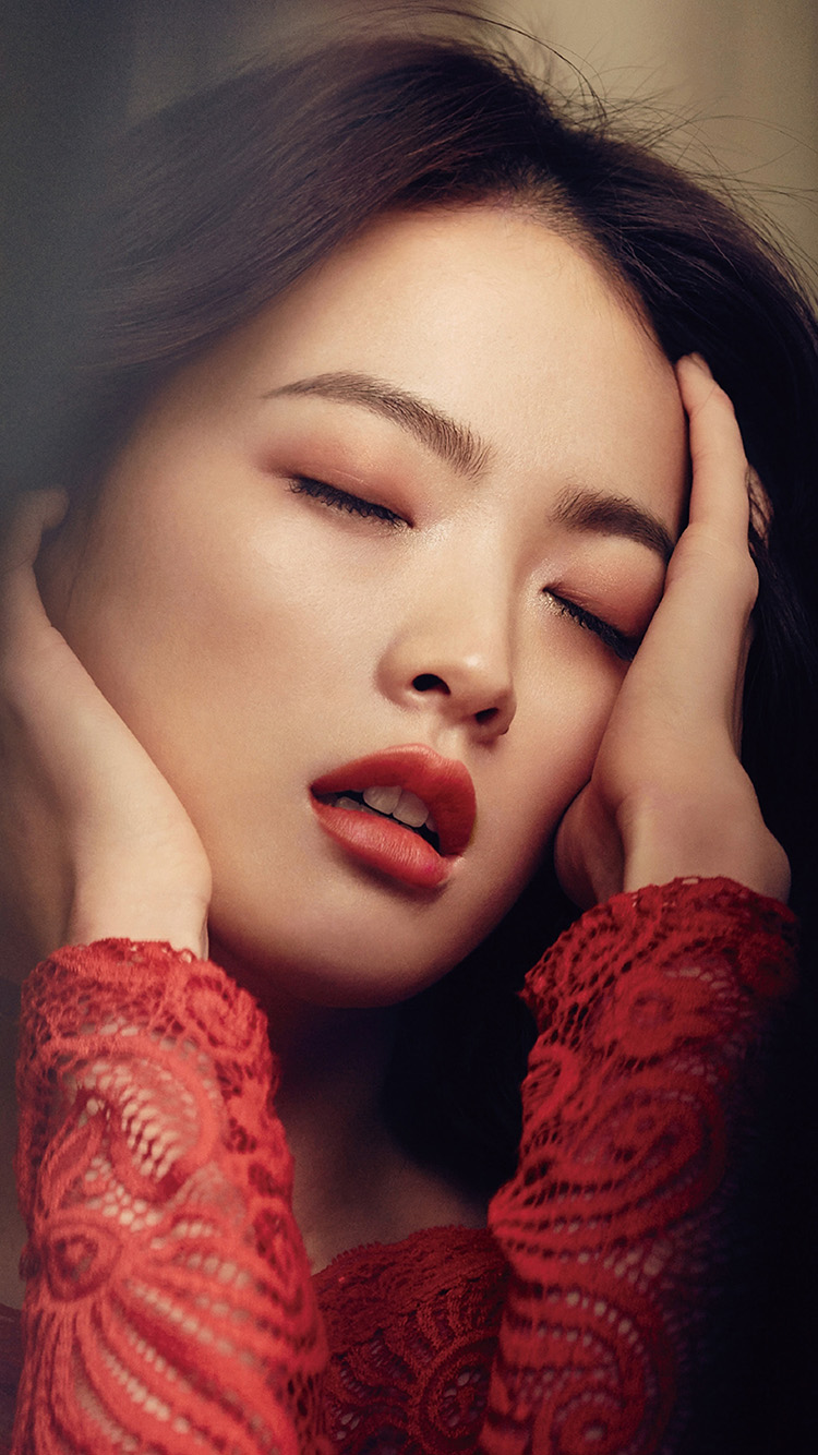 iPhone6papers.co-Apple-iPhone-6-iphone6-plus-wallpaper-hh99-woohee-chun-kpop-red-model-magazine