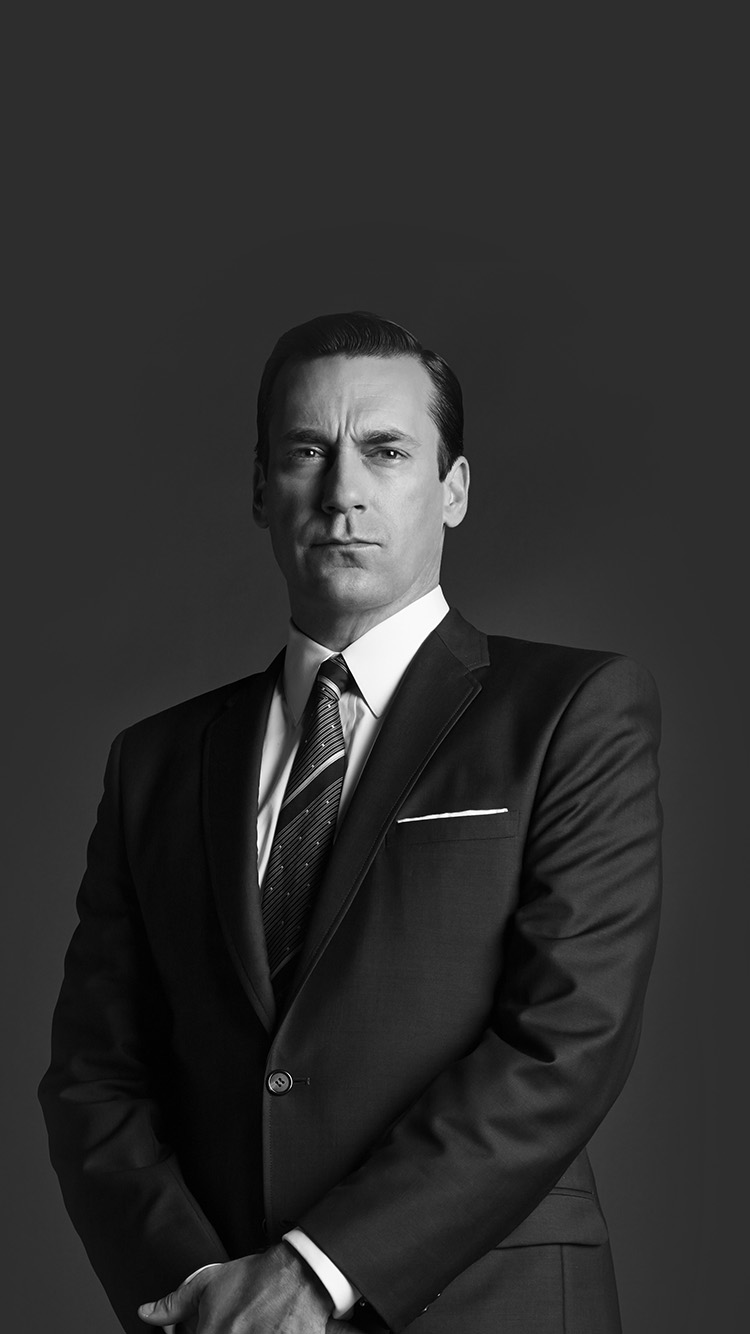 iPhone6papers.co-Apple-iPhone-6-iphone6-plus-wallpaper-hi02-jon-hamn-mad-men-film-actor-dark-bw