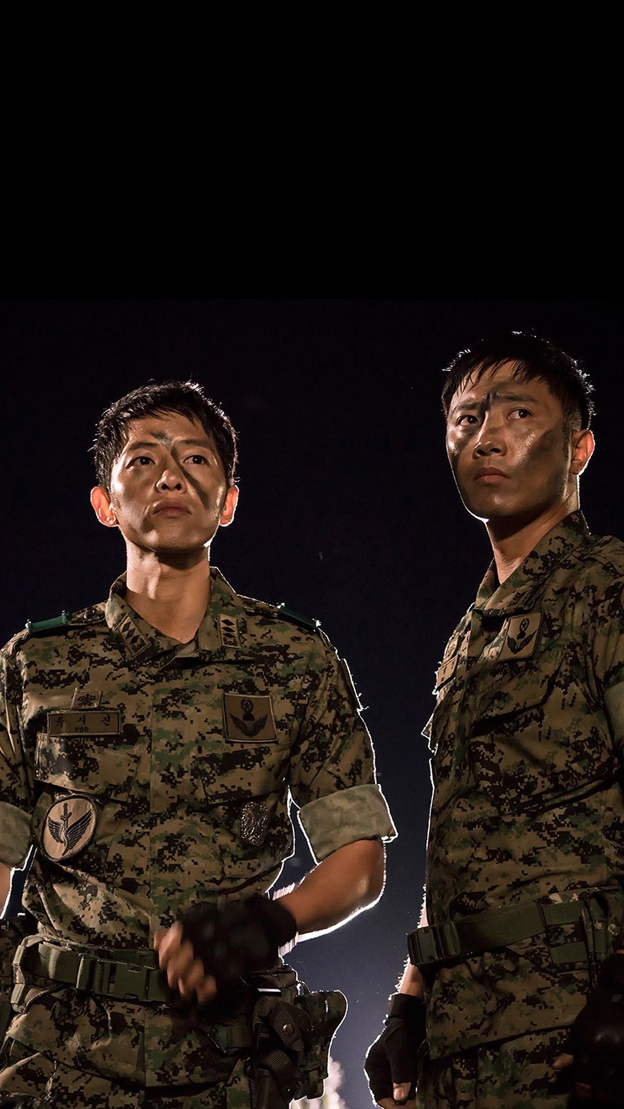 Hi05 Kpop Sun Song Joonggi Military Descendants Of The Sun