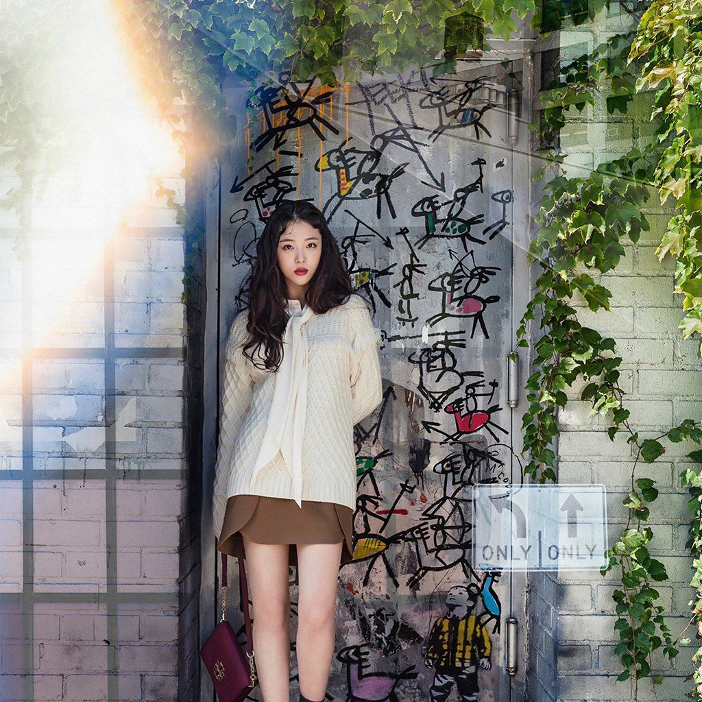 android-wallpaper-hi06-sulli-kpop-fx-photo-summer-wallpaper
