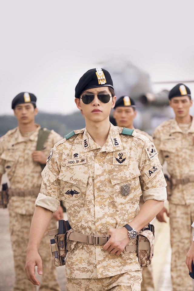 Hi08 Descendants Of The Sun Heygyo Joonggi Military Wallpaper