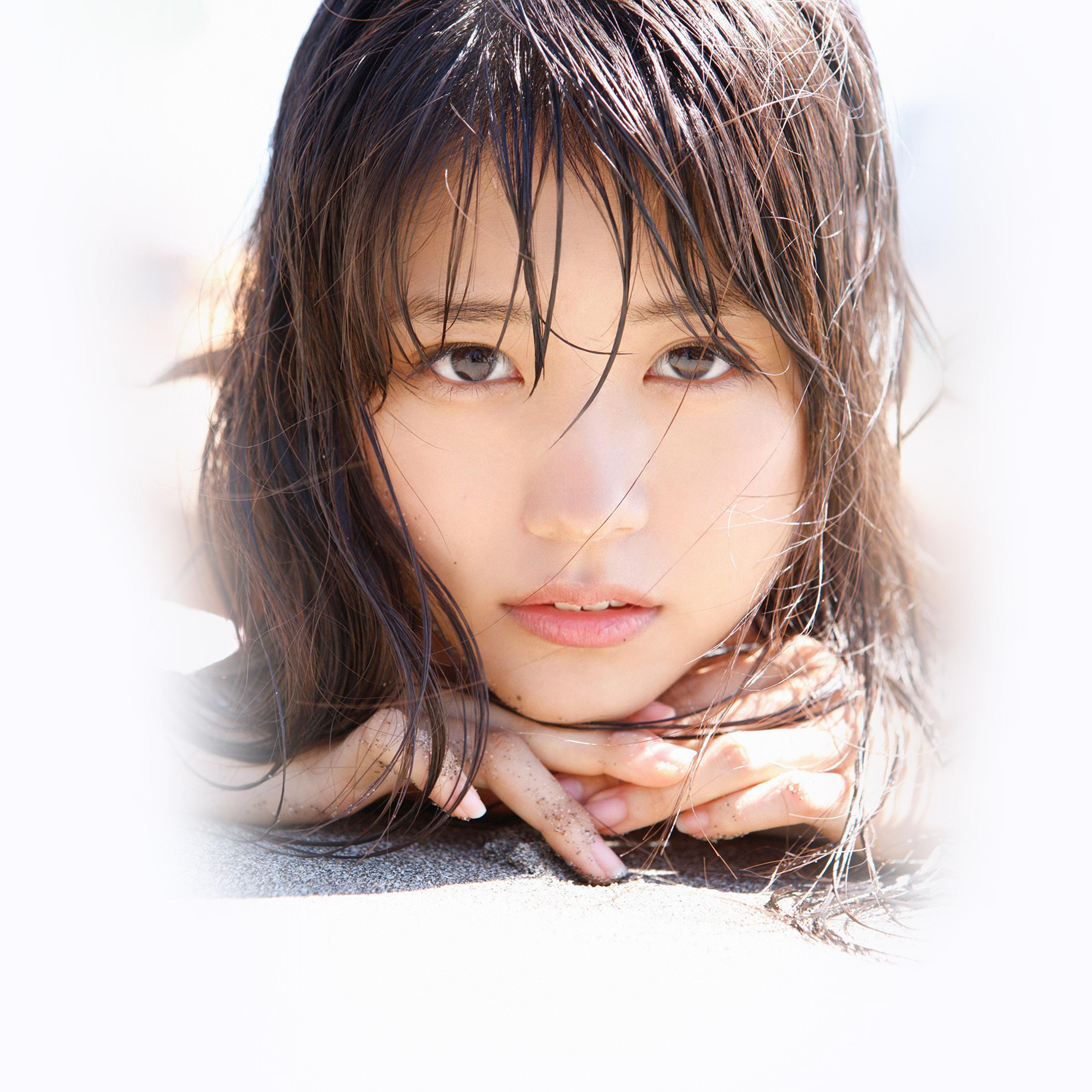 I love papers wallpaper hi17 japanese girl summer swim - Asian girl 4k ...