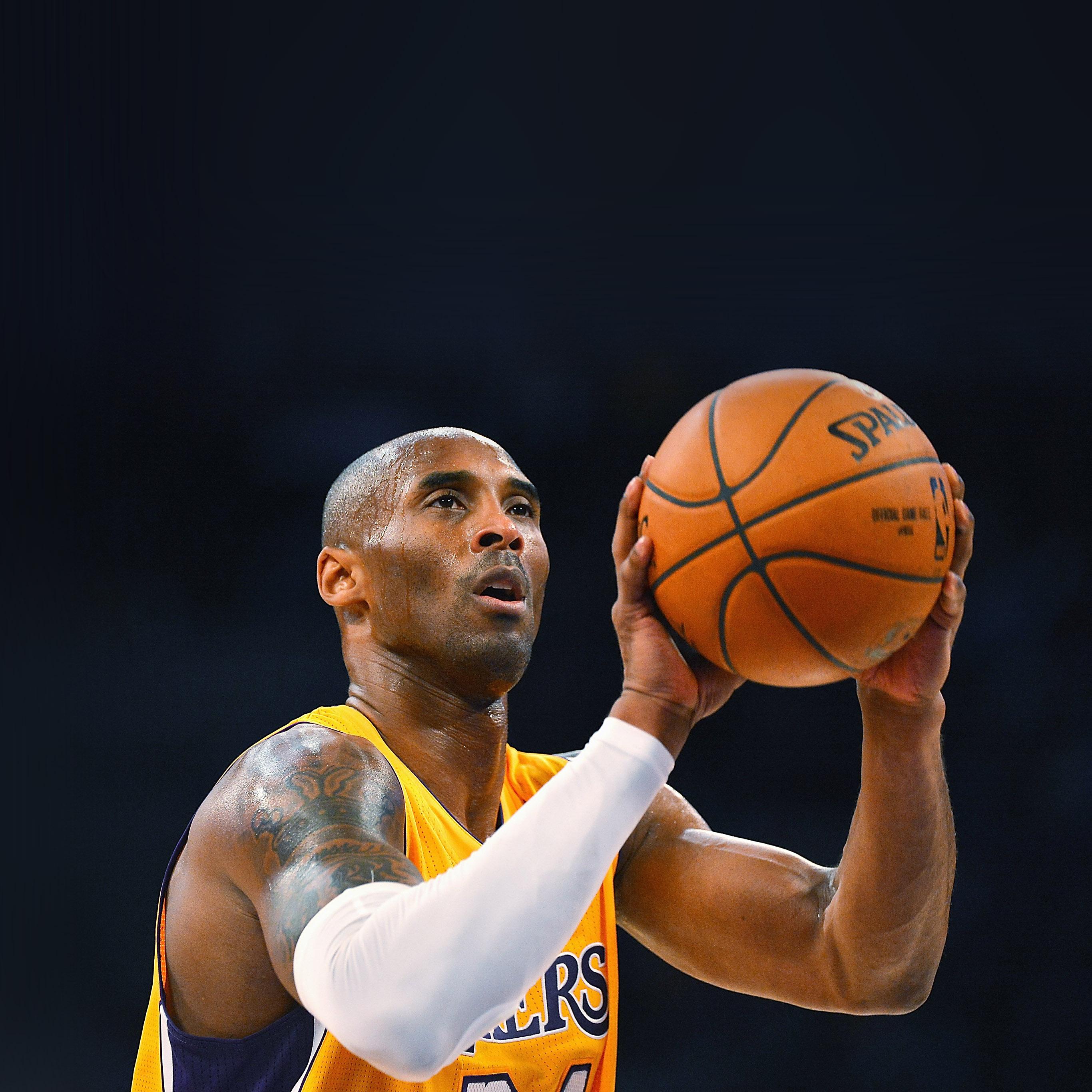 Hi38 Kobe Bryant Master Nba Sports Shoot Wallpaper