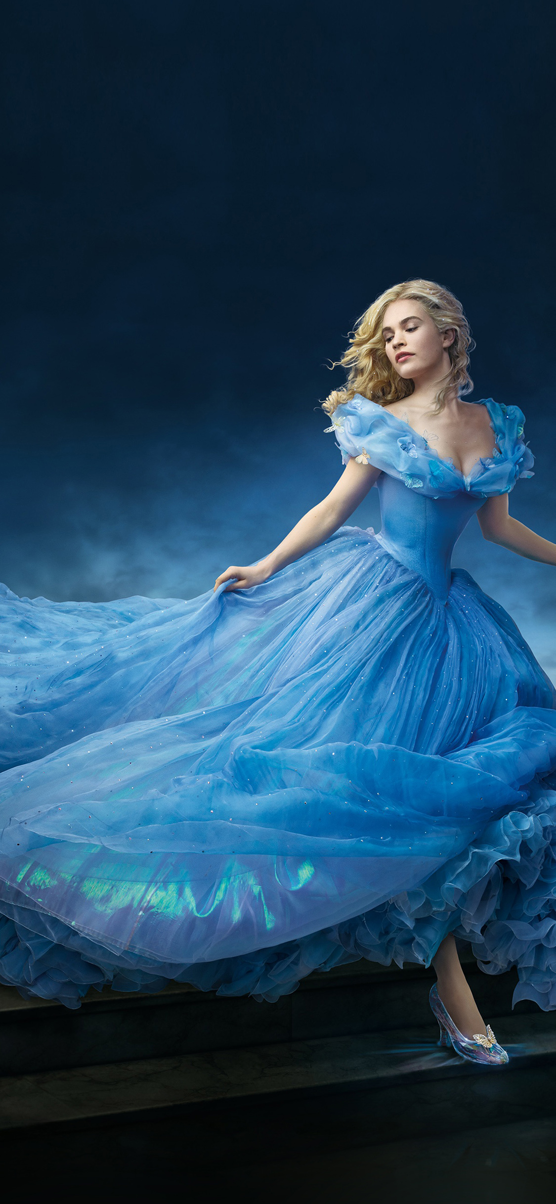 iPhoneXpapers.com-Apple-iPhone-wallpaper-hi57-cinderella-dress-blue-art
