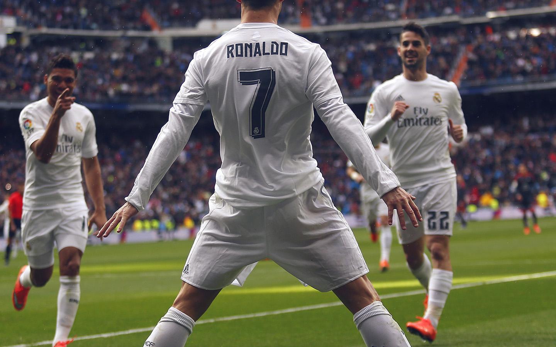 Real Madrid Number