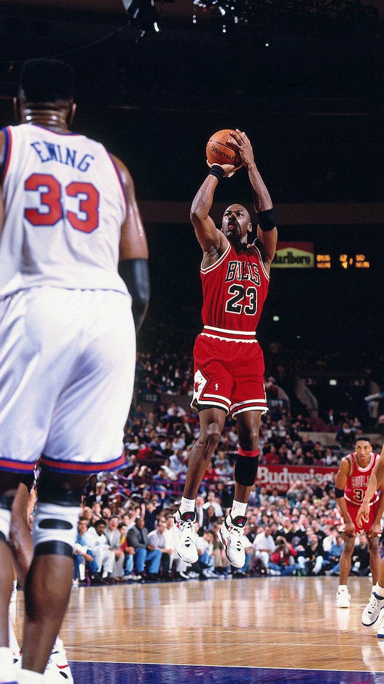 Iphone6papers Co Iphone 6 Wallpaper Hi88 Michael Jordan Nba