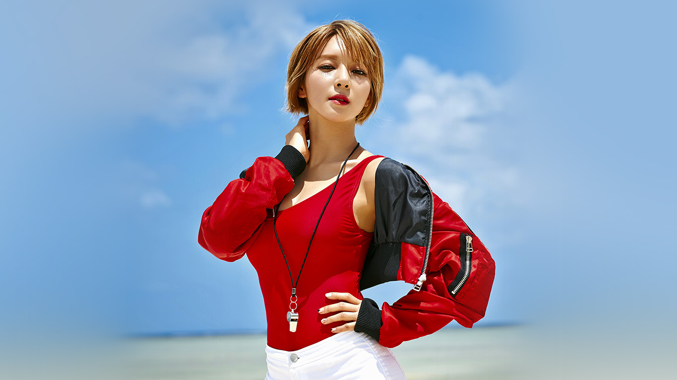 desktop-wallpaper-laptop-mac-macbook-air-hi99-aoa-choa-summer-ocean-vaction-girl-kpop-wallpaper