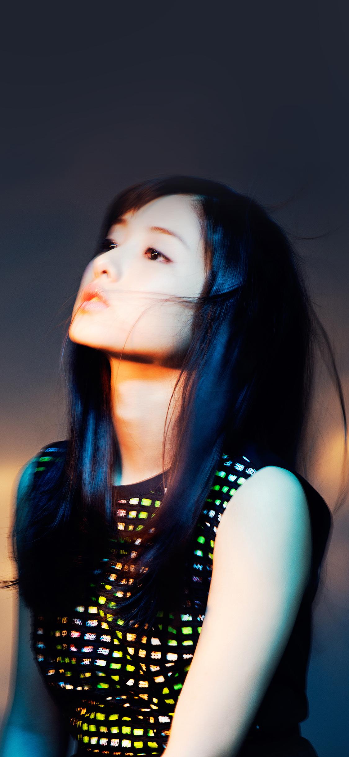 iPhoneXpapers.com-Apple-iPhone-wallpaper-hj08-satomi-ishihara-japanses-actress-girl-rainbow