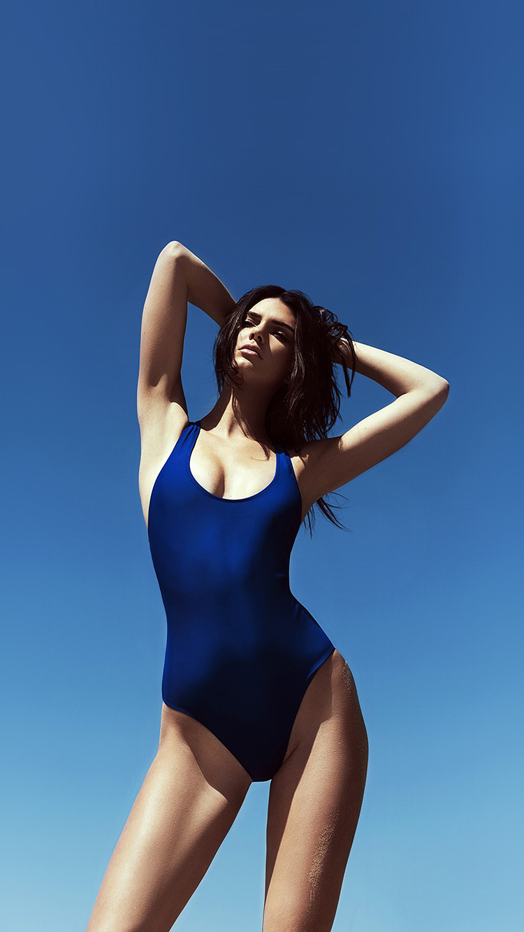 iPhone6papers.co-Apple-iPhone-6-iphone6-plus-wallpaper-hj59-kendall-jenner-blue-bikini-summer-cool-sexy