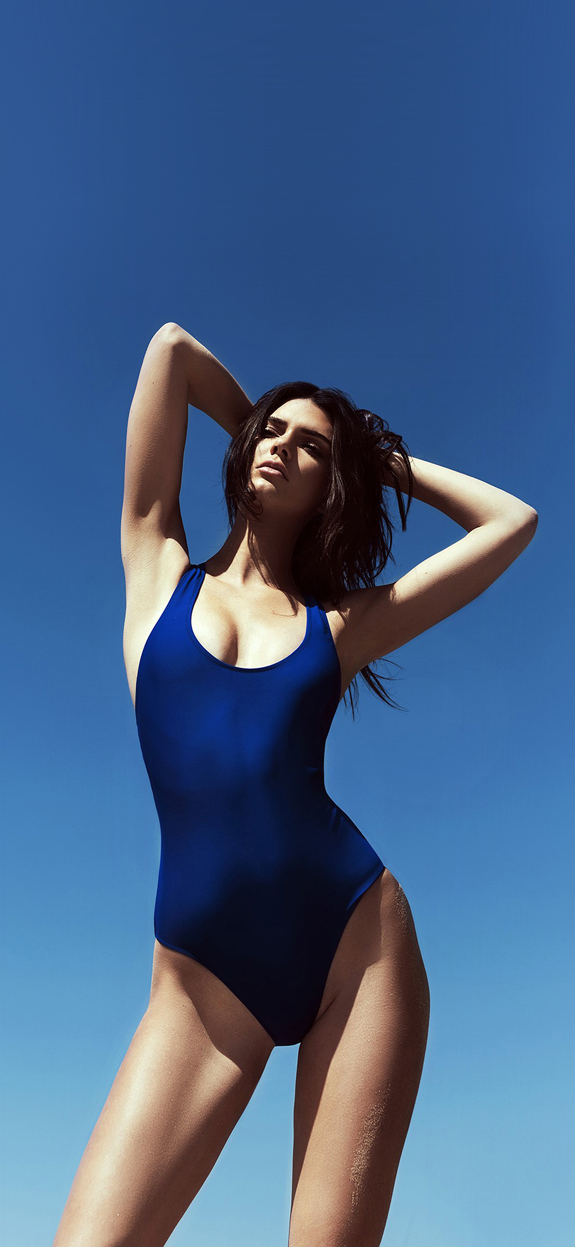 iPhoneXpapers.com-Apple-iPhone-wallpaper-hj59-kendall-jenner-blue-bikini-summer-cool-sexy