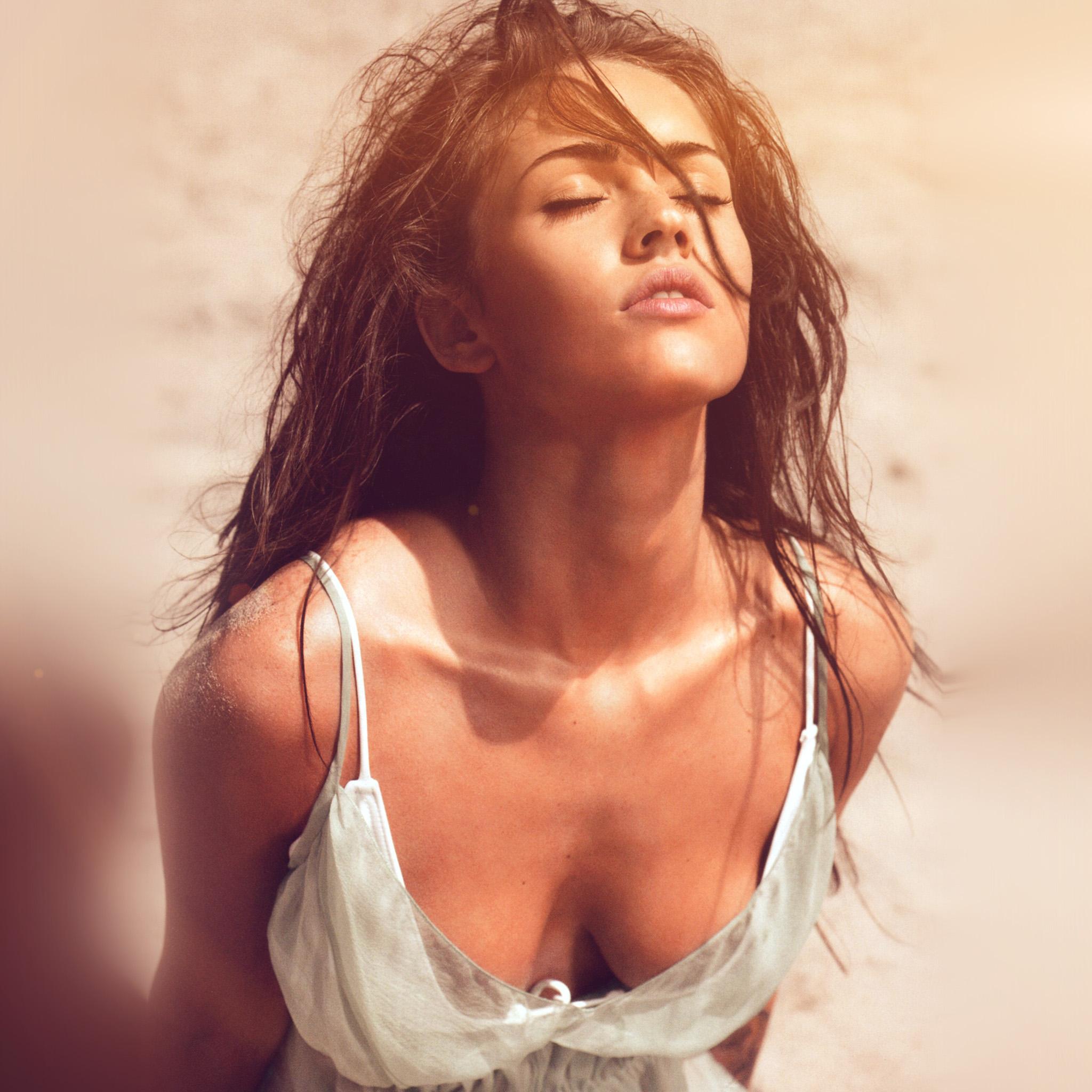 10 Wanita paling cantik Di Dunia Megan Fox sexy