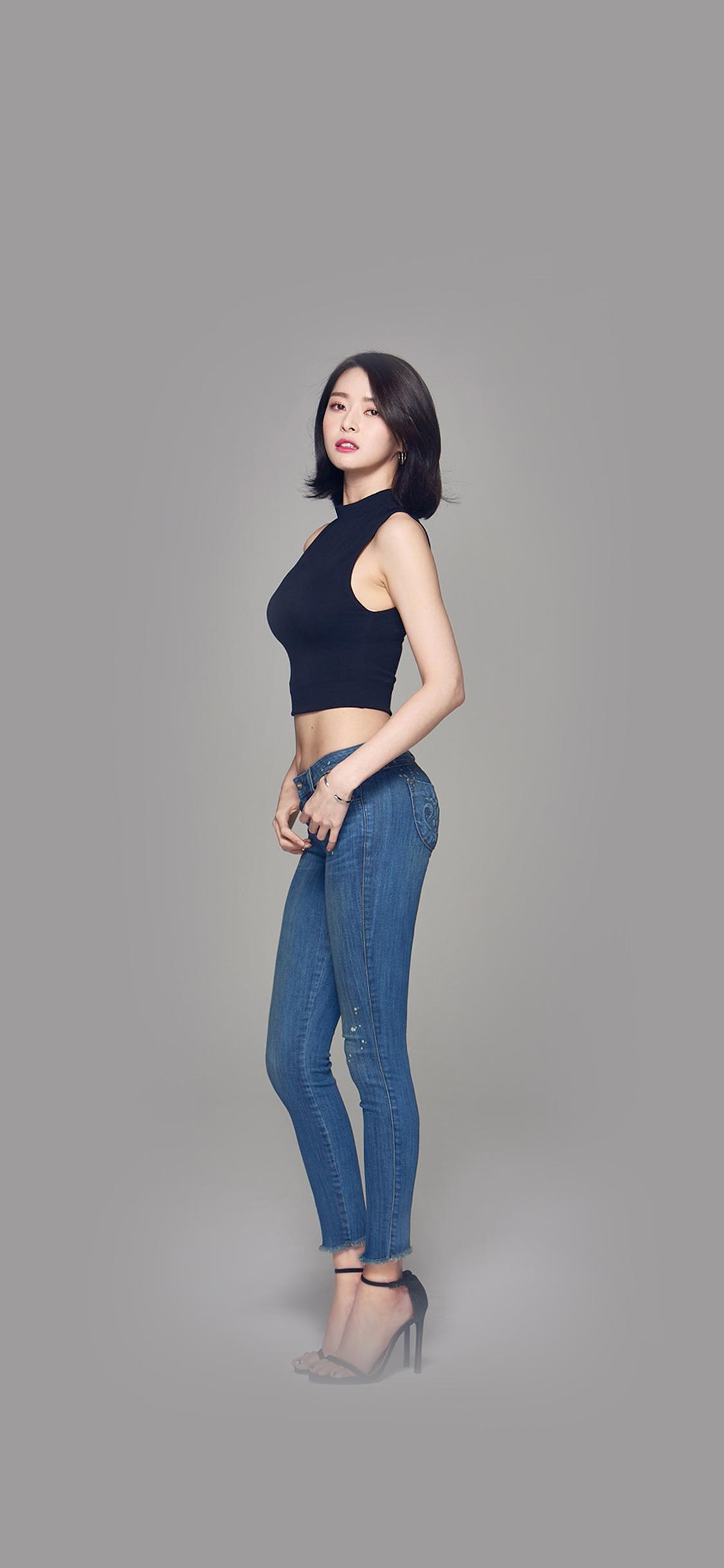 Iphonexpapers Com Iphone X Wallpaper Hj72 Kpop Girl Kwon