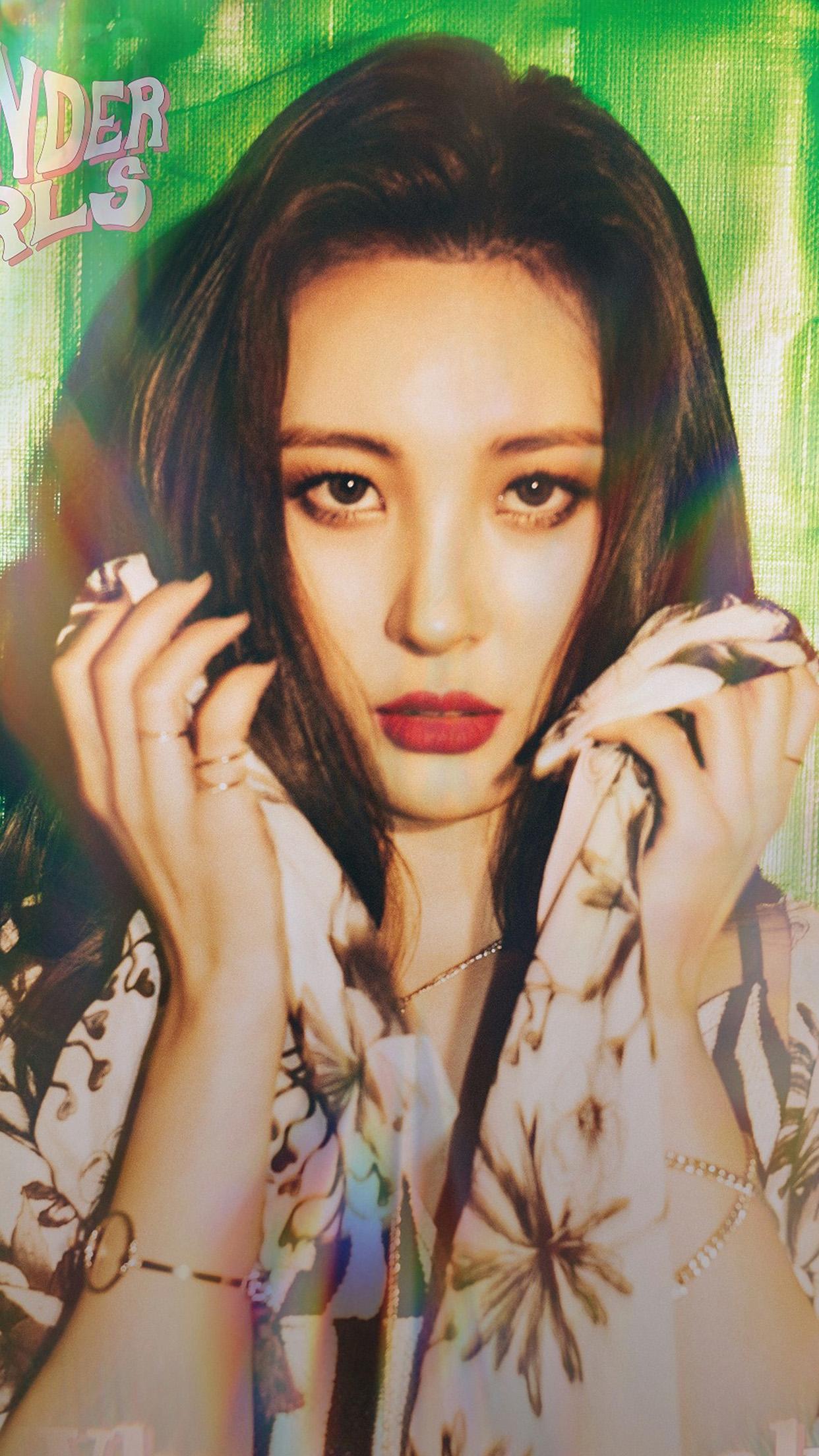 Iphone6papersco Iphone 6 Wallpaper Hj74 Wonder Girls