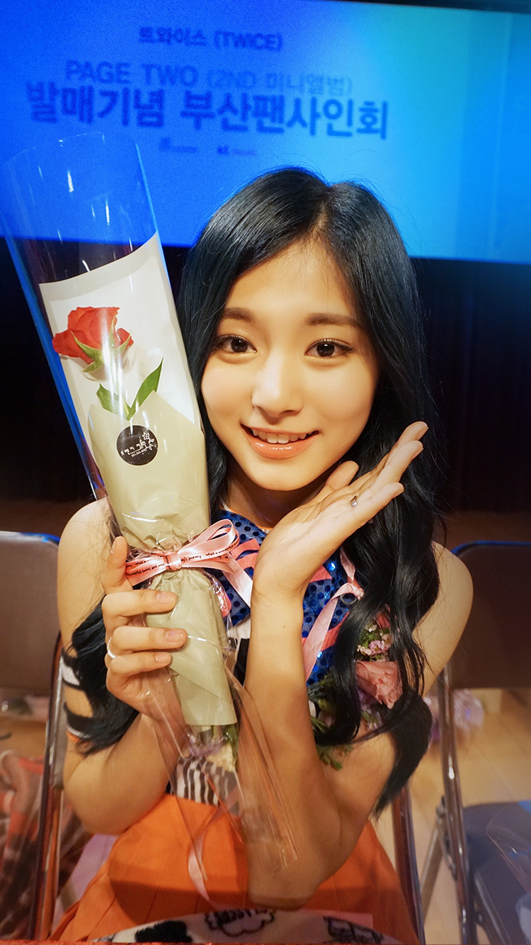 iPhone6papers.co-Apple-iPhone-6-iphone6-plus-wallpaper-hj83-twice-kpop-girl-flower-tzuyu-fan
