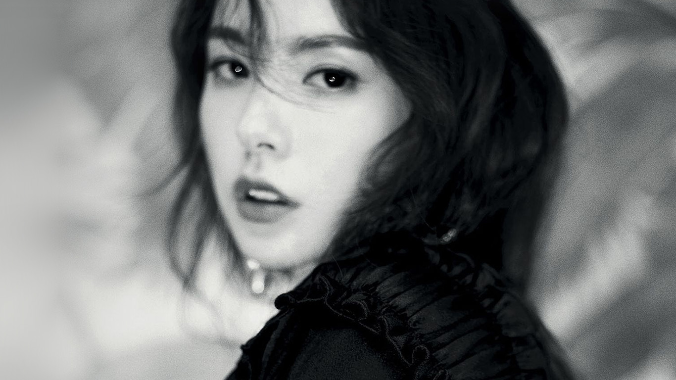 desktop-wallpaper-laptop-mac-macbook-air-hk46-kpop-minhyorin-girl-dark-bw-celebrity-bigbang-wallpaper