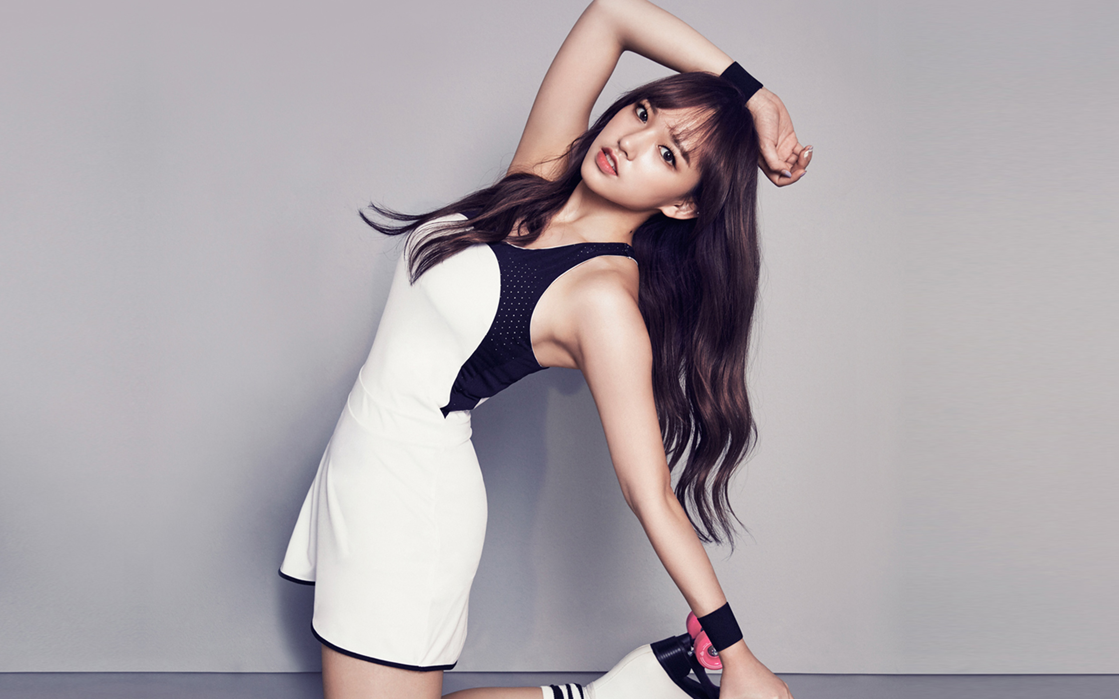 Hk79 Sungso Kpop Girl Cute Wallpaper