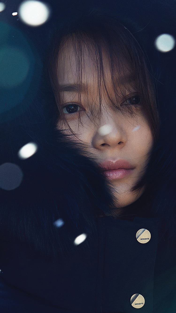 iPhone6papers.co-Apple-iPhone-6-iphone6-plus-wallpaper-hl07-shin-mina-kpop-winter-snow-celebrity