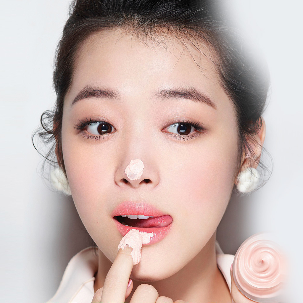 Papers Co Android Wallpaper Hl24 Sulli Fx Kpop Girl Cute Candy