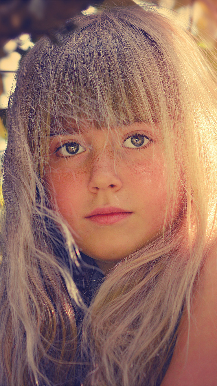 Papers.co-iPhone5-iphone6-plus-wallpaper-hl53-girl-child-blonde-flare-cute