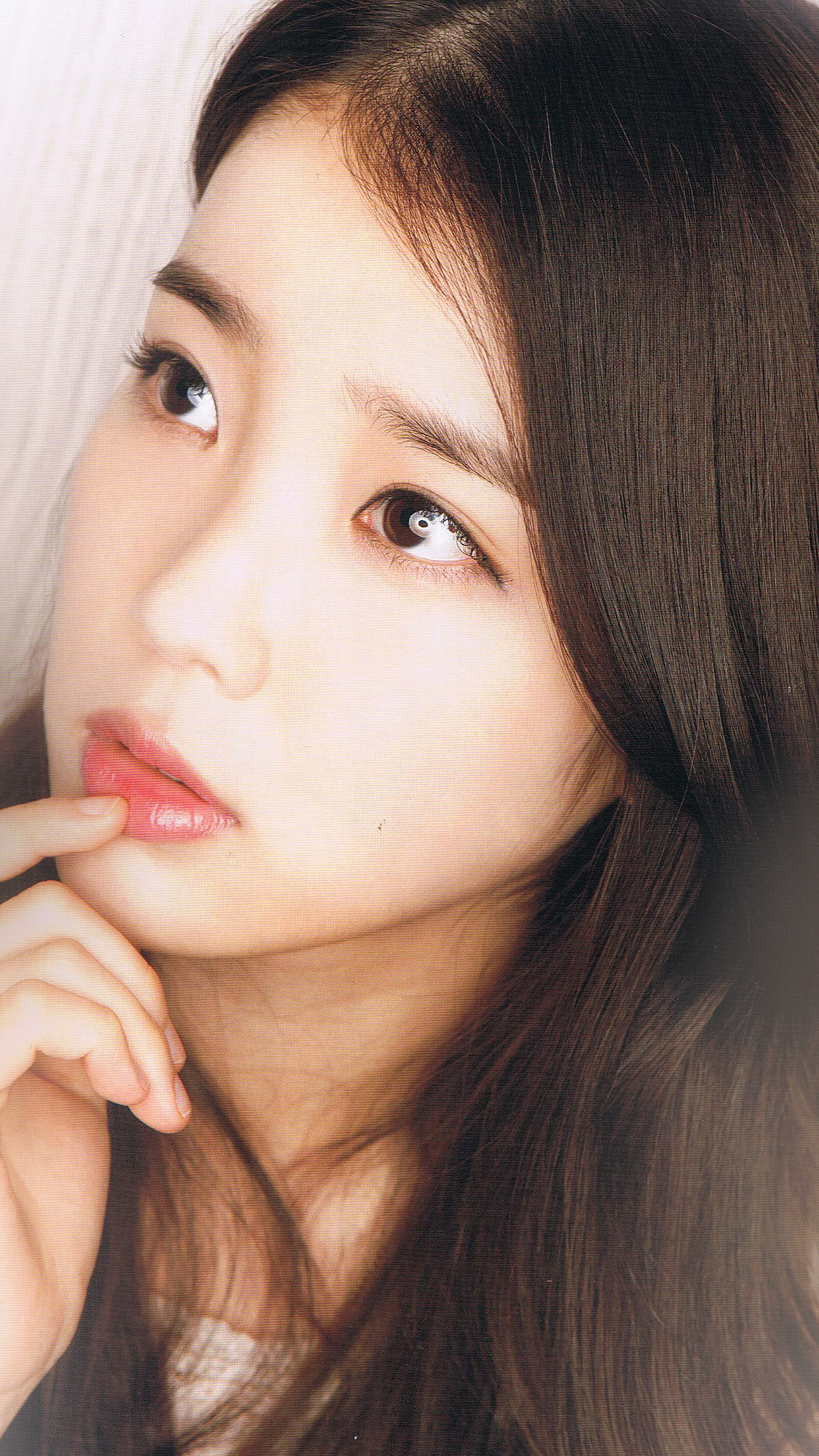 Hl65 Kpop Iu Girl Music Cute Wallpaper