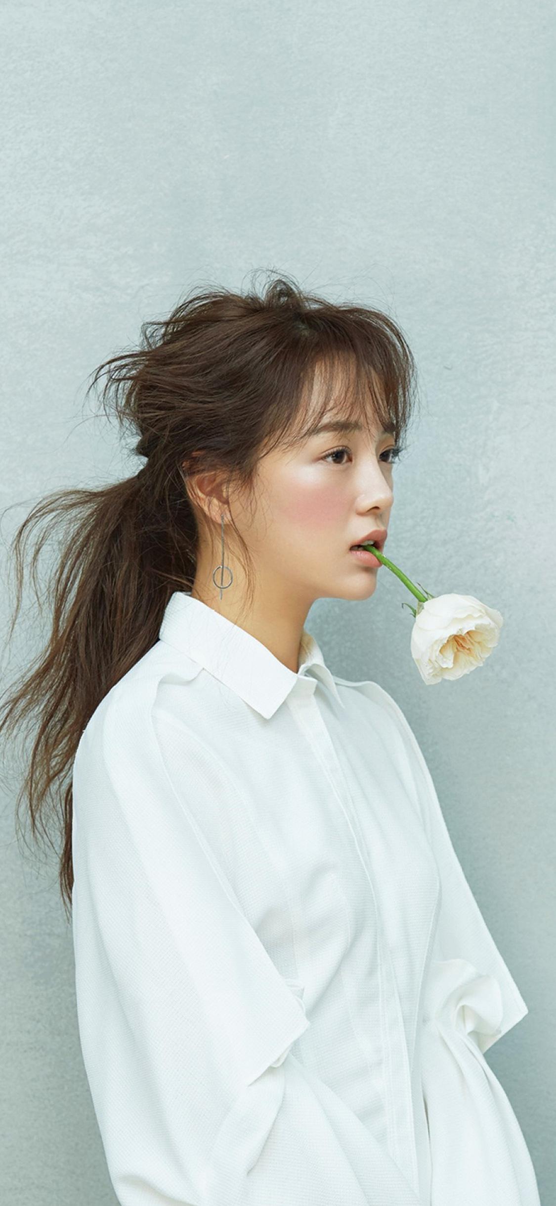 iPhoneXpapers.com-Apple-iPhone-wallpaper-hl69-kpop-sejung-ioi-girl-cute-blush
