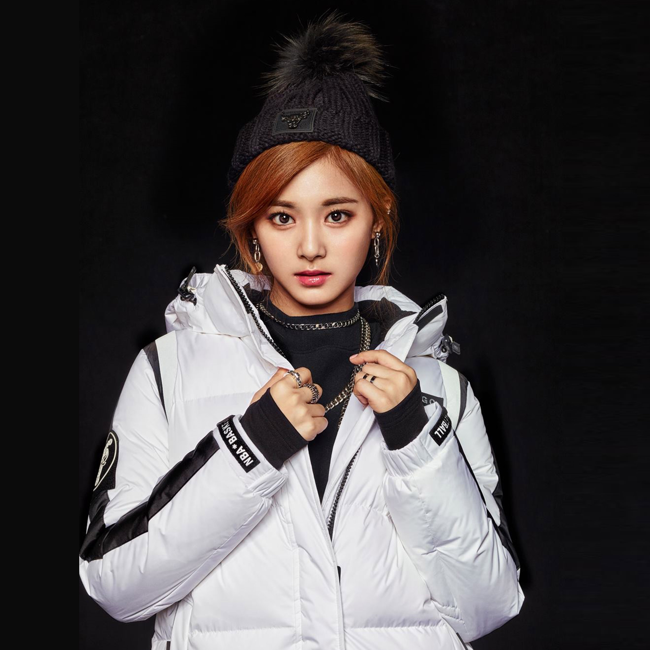 Hl72 Kpop Girl Sungso Asian Winter Wallpaper