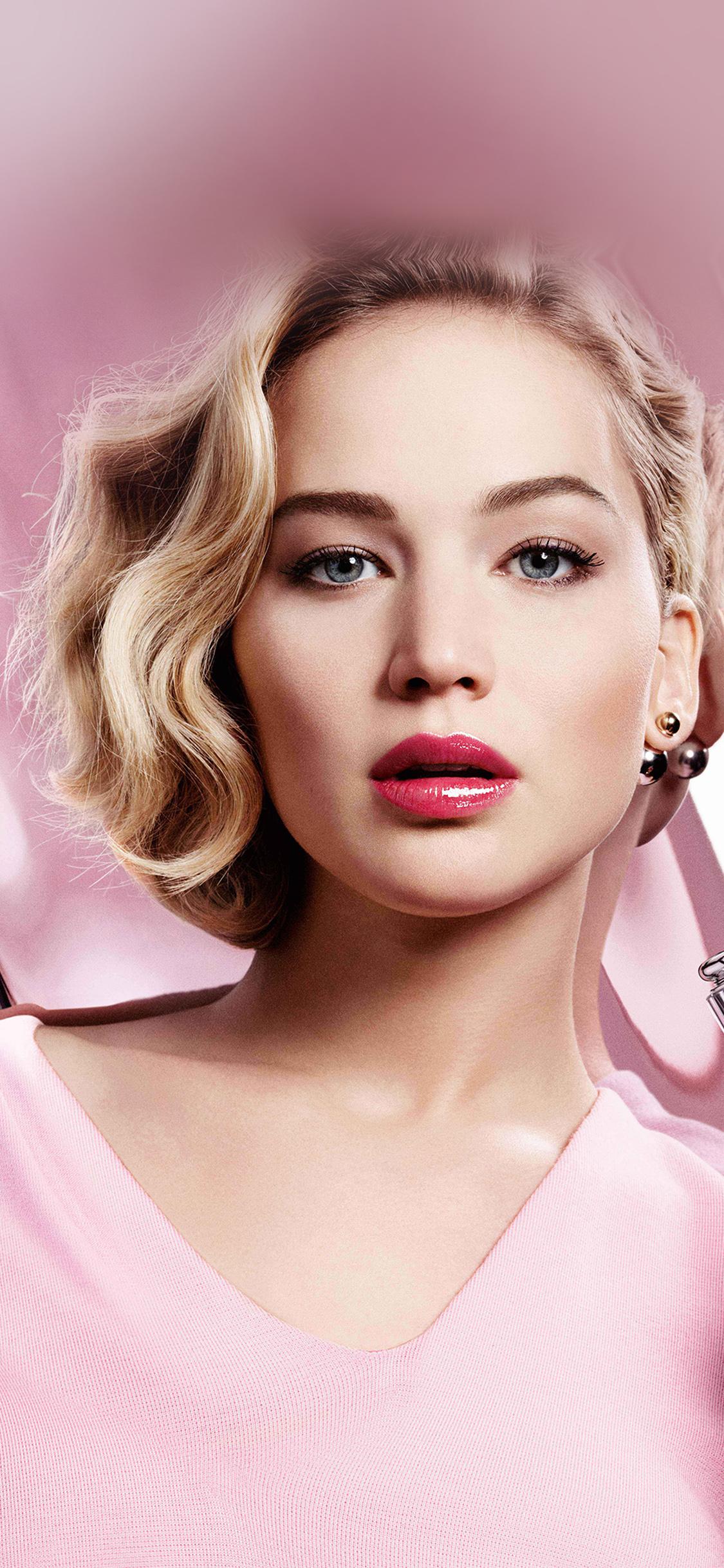 iPhoneXpapers.com-Apple-iPhone-wallpaper-hl83-jennifer-lawrence-pink-model-celebrity-lips