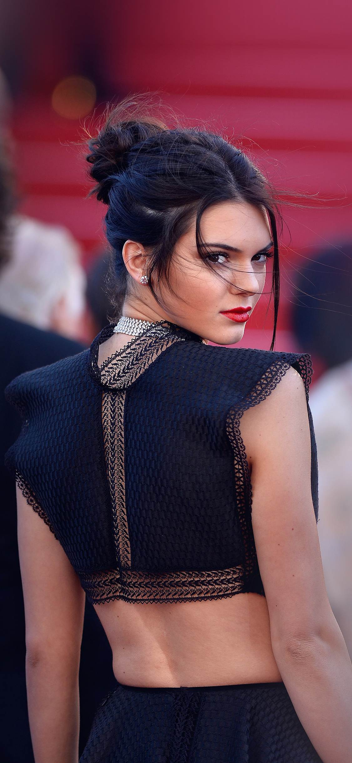 iPhoneXpapers.com-Apple-iPhone-wallpaper-hl97-kendall-jenner-red-celebrity