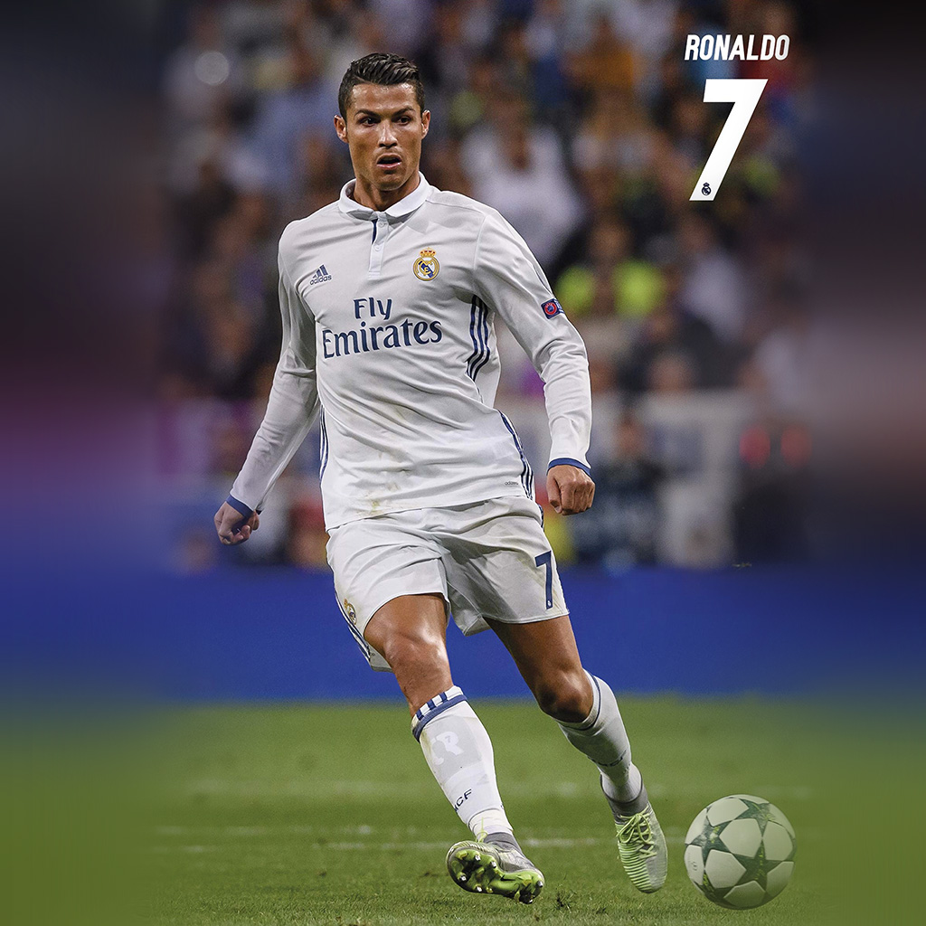 Real Madrid Logo Wallpaper Hd: Hm05-ronaldo-sports-soccer