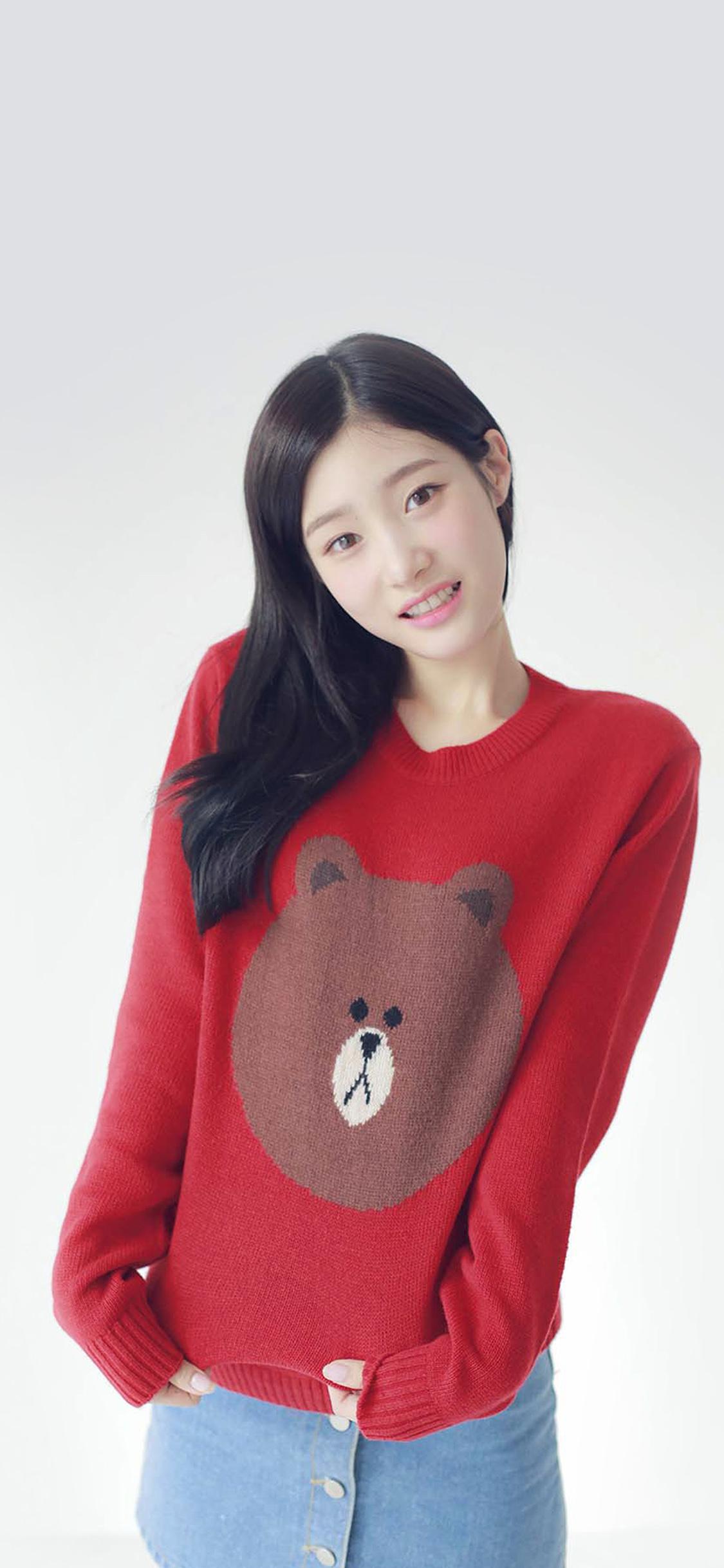 iPhoneXpapers.com-Apple-iPhone-wallpaper-hm09-chaeyeon-girl-kpop-cute