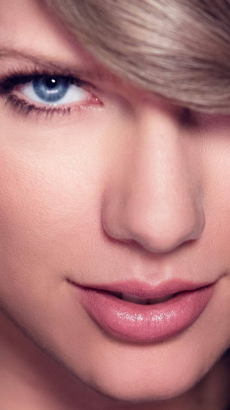 iPhone6papers.co-Apple-iPhone-6-iphone6-plus-wallpaper-hm25-taylor-swift-face-singer-celebrity