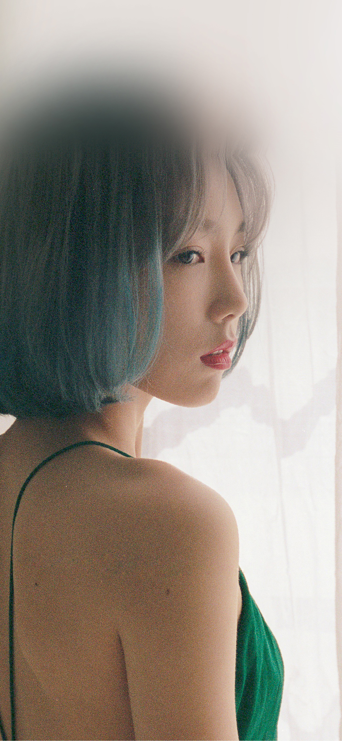 iPhoneXpapers.com-Apple-iPhone-wallpaper-hm39-kpop-taeyeon-window-morning