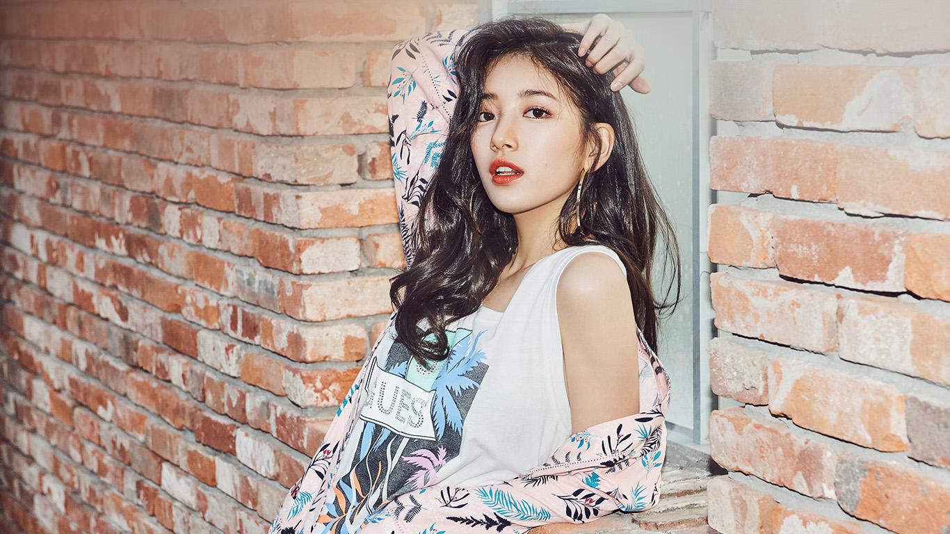 Wallpaper For Desktop Laptop Hn14 Kpop Girl Suji Asian