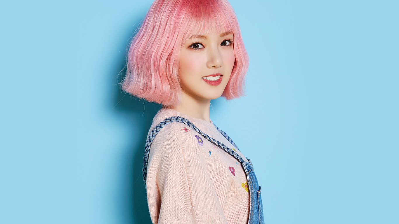 desktop-wallpaper-laptop-mac-macbook-air-hn15-pink-hair-asian-kpop-girl-wallpaper