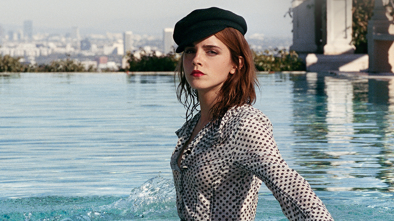 desktop-wallpaper-laptop-mac-macbook-air-hn23-emma-watson-water-summer-actress-wallpaper