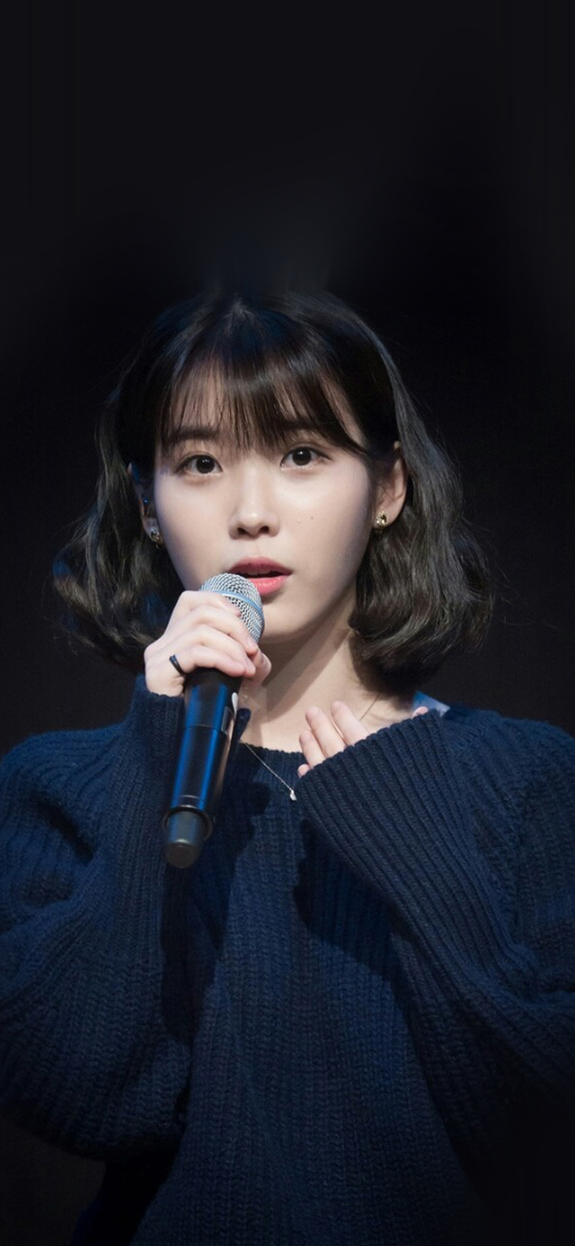 iPhoneXpapers.com-Apple-iPhone-wallpaper-hn38-iu-jieun-kpop-girl-dark-cute