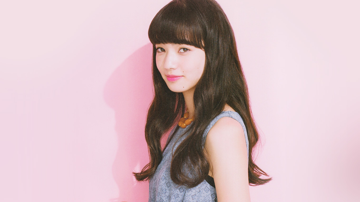 Wallpaper For Desktop Laptop Hn41 Nana Komatsu Cute Film Asian Girl