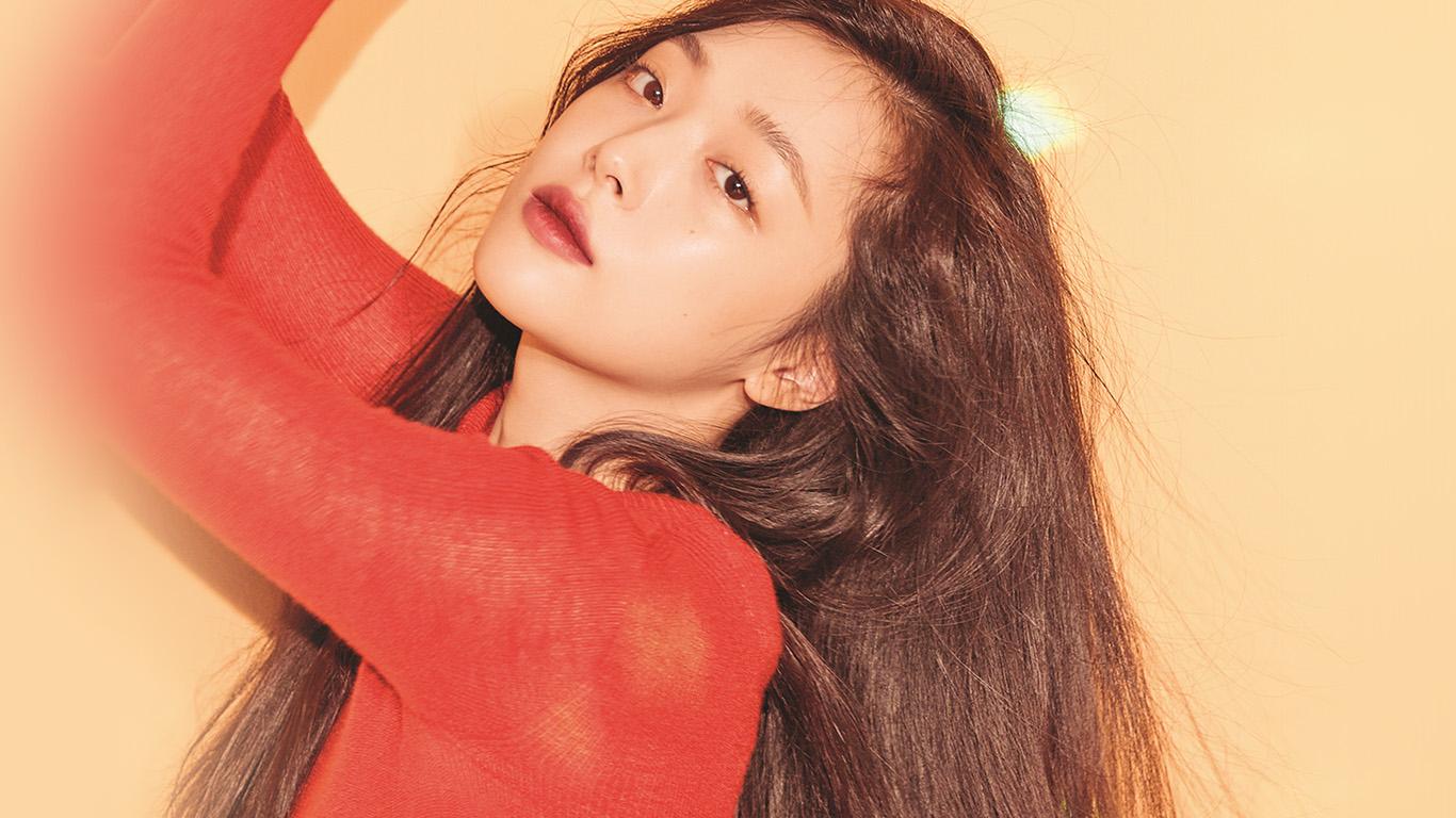 desktop-wallpaper-laptop-mac-macbook-air-hn54-sulli-girl-red-dress-asian-kpop-wallpaper