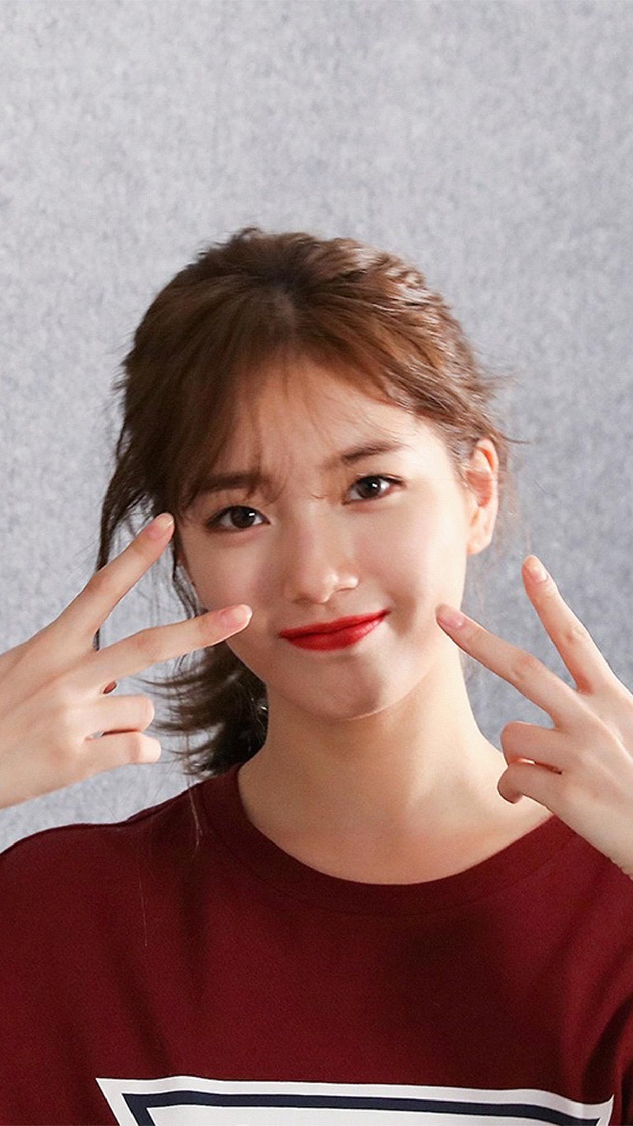 Cute Girls: Hn75-suji-cute-asian-girl-kpop-wallpaper
