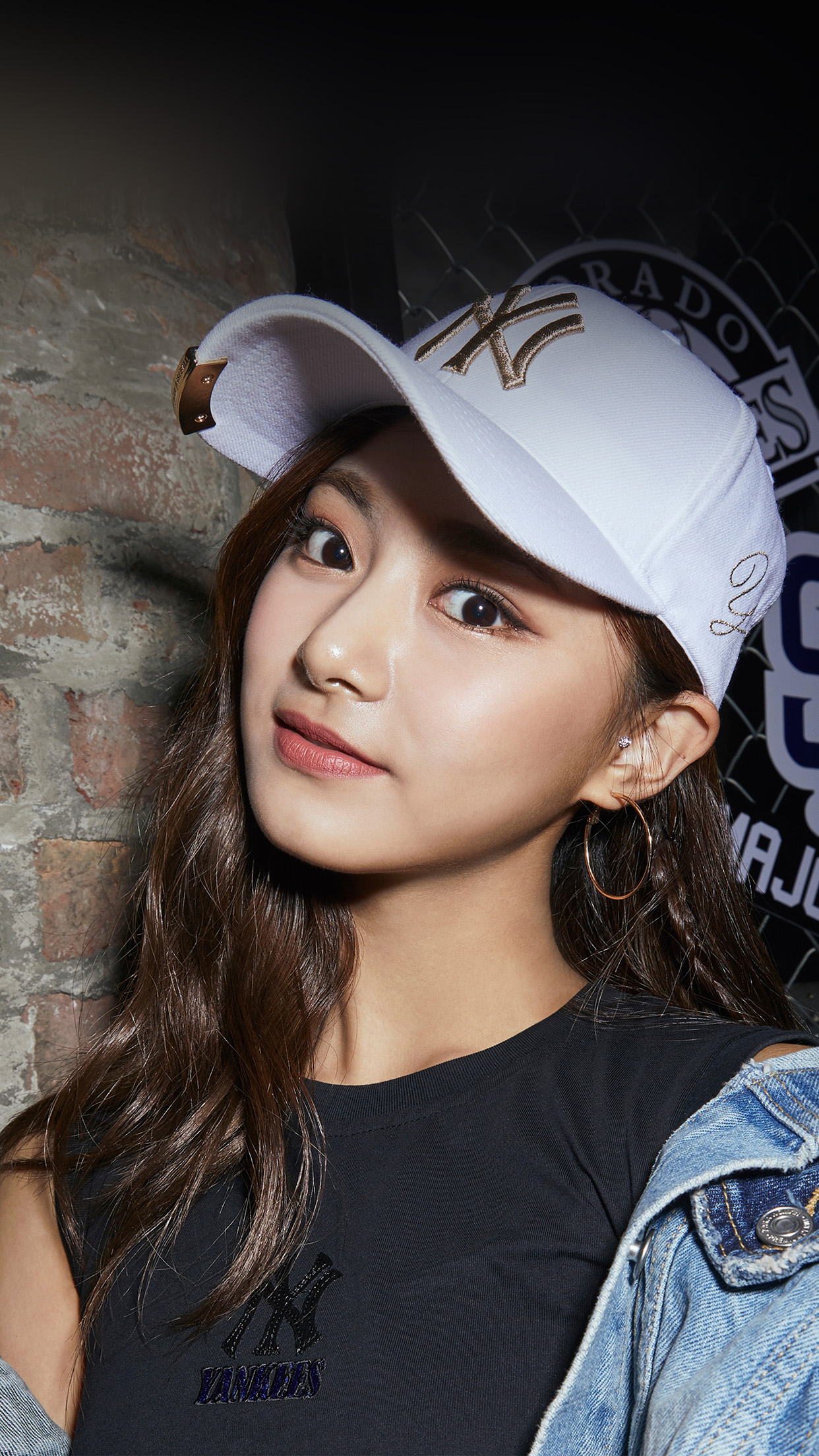 Iphone7paperscom Iphone7 Wallpaper Ho04 Kpop Girl Twice