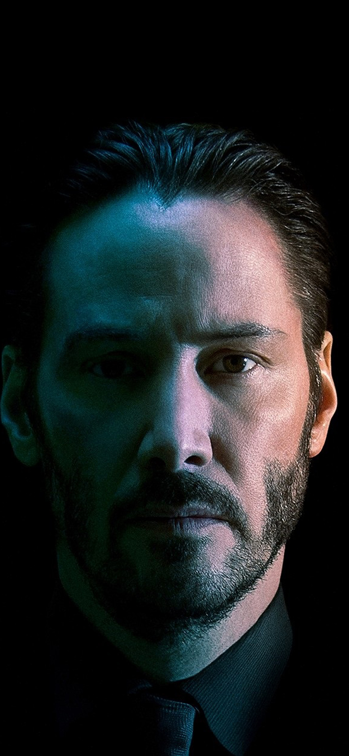 iPhoneXpapers.com-Apple-iPhone-wallpaper-ho12-keanu-reeves-dark-film