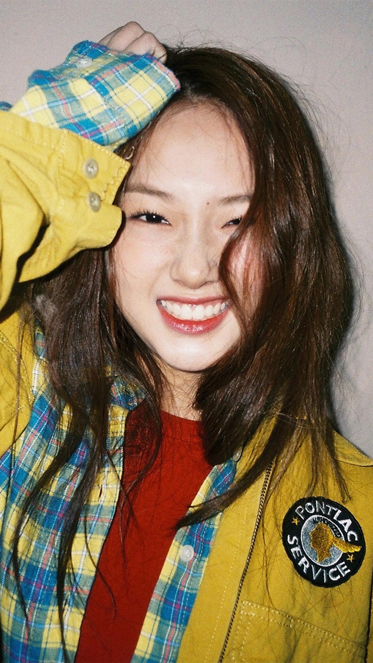 papers.co ho63 cute kpop girl pontlac korean asian 34 iphone6 plus wallpaper